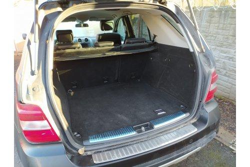 2008 Mercedes-Benz ML W164 320 CDi Diesel 4MATIC, Automata