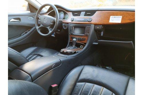2006 Mercedes-Benz CLS 320 CDi Diesel, 5 ajtós, Automata